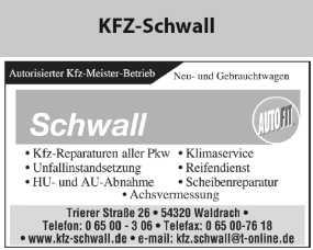 KFZSchwall