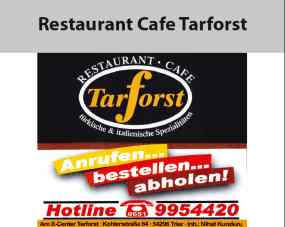 RestaurantCafeTarforst