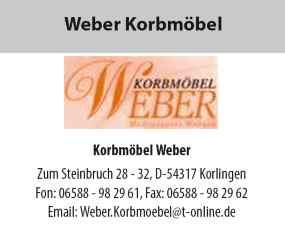 WeberKorbmoebel